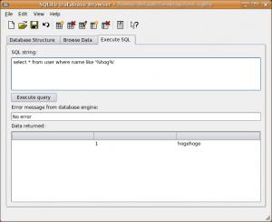 sqlite09_selectdata